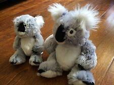 lot of Webkinz -Lil' Kinz Koala and big koala - no code, plush only