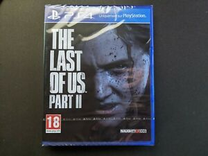 The Last of Us Part II 2 PS4 - Neuf - Version Francaise