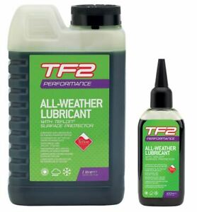 Weldtite Tools TF2 Performance Lubricant with Teflon / Enhanced Protection 100ml