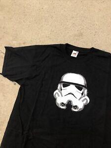 Star Wars Stormtrooper T-shirt Size L Brand New Never Worn Mandalorian