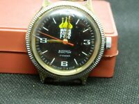 Nice VOSTOK Soviet Russian church Domes  Watch Chistopol Factory/Ussr