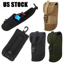 Men Tactical Molle Portable Sunglasses Pouch Eyeglasses Bag Outdoor Glasses Case