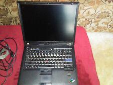 """ThinkPad T601F (FrankenPad) - T9300 - 4 GB RAM - NVS 140m - 15.0"""" 1600x1200 IPS"""