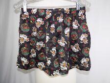 SCOOBY DOO Men's Karate Silk Boxers Shorts Underwear Briefs XL 30 x 3