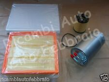 Kit Tagliando Filtri Opel Corsa D 1.3 CDTI 55/66KW/75/90HP Impia. PURFLUX K119OL