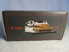 Dragon mint in box  1/72 German E-100 super heavy-ROLL OUT #60169