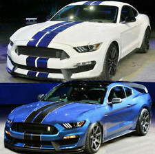 Graphics Racing Stripe Sticker Hood&Roof&Trunk Decal For Ford Mustang Mondeo