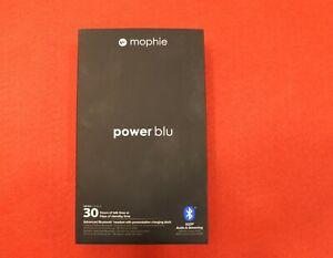 Mophie Power Blu Bluetooth Headset (Lot Of 5)