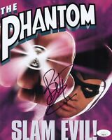 BILLY ZANE Signed THE PHANTOM 8x10 Photo In Person Autograph JSA COA Cert