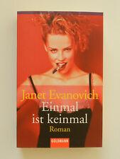 Janet Evanovich Einmal ist keinmal Roman