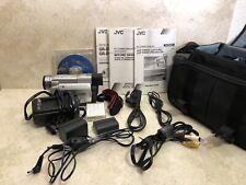 Jvc Gr-Dvl300U Mini Dv Video Camcorder With Accessories