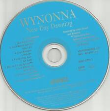 The Judds WYNONNA New Day Dawning ADVNCE PROMO CD JONI MITCHELL Tina Arena TRX