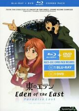 Eden of the East - Paradise Lost (Blu-ray/DVD Combo), Very Good DVD, Leah Clark,