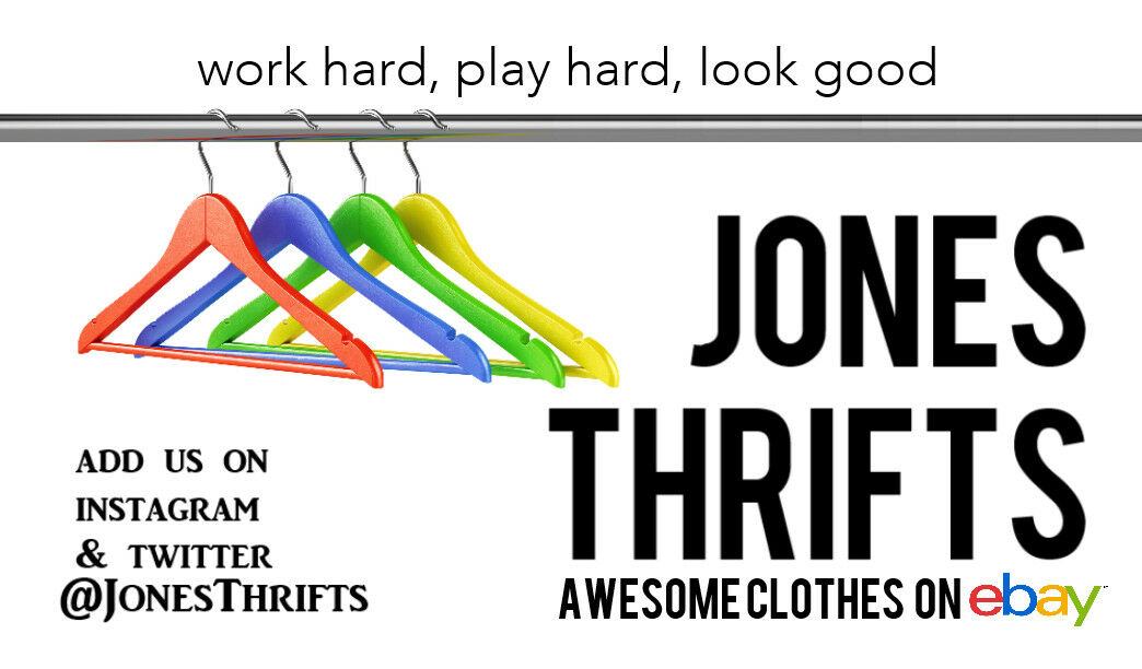 JonesThrifts Awesome Clothes