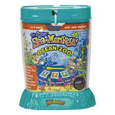 Amazing Live The Original Sea Monkeys Ocean Zoo Marine Aquarium Turquois Blue
