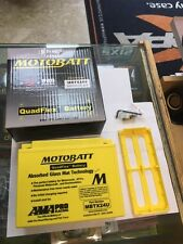 BATTERIA MOTOBATT AGM ERMETICA MBTX24U SUZUKI 1400 INTRUDER 1992
