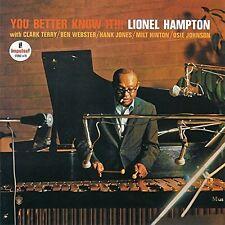 Lionel Hampton - You Better Know It!!! [New CD] Shm CD, Japan - Import