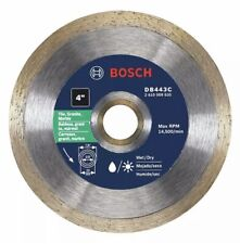 "Bosch DB443C 4"" Diamond Blade"