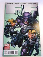FF #14 Venom Variant - 1:50 Fantastic Four - HTF 2012 - Marvel Comics Ships Free