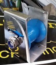 "ANCHOR WINCH DECK ROLLER AND BRACKET 4 inch ""MICKS WINCH"""