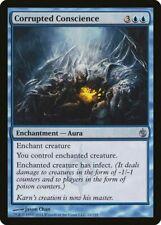 Cryptoplasm Mirrodin Besieged PLD Blue Rare MAGIC THE GATHERING CARD ABUGames