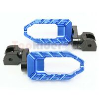25mm Adjustable Highway BUZZ Front Foot Pegs For GSX-S125 S100F S750 S1000
