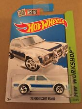 Hot Wheels Ford Escort RS1600