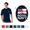 Royal Navy logo / ensign - T Shirt