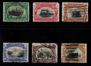 #294-299 United States used