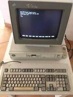 IBM PS/2 Modello 55 SX Tipo 8555-061 386sx 2MB di Ram e 60MB HDD.