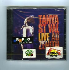 CD (NEW) TANYA ST VAL LIVE ZENITH