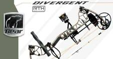 Bear Archery Divergent Right Hand 70# RTH Package True Timber Kanati Camo
