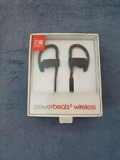 Beats by Dr. Dre Powerbeats 3 Wireless In-Ear Bluetooth Headphones Black