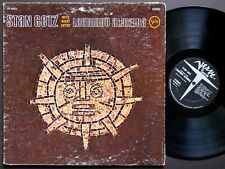 STAN GETZ With LAURINDO ALMEIDA VERVE RECORDS V6-8665 US 1963 JAZZ DG ST