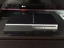 PlayStation 3 60GB CECHA01  backwards compatible cooling mods with New Laser