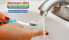 INSTANT-OFF Water Saver ECO Automatic Shut Off for Bathroom & Kitchen Saves $$$