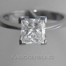 Engagement Excellent Cut Natural SI2 Fine Diamond Rings