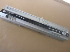 PANASONIC DMR-ES35V DVD-R RECORDER / VHS VCR FACEPLATE ,ONLY, 1 AVAIL, EX-COND