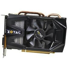 NVIDIA GeForce Zotac GTX 560 Ti 1GB 256BIT DDR5 Dual DVI Video Card w/HDMI