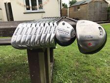 Spalding Golf Clubs SW-3 / Callaway 5W / Driver & Bag