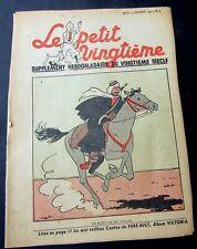 TINTIN HERGE LE PETIT VINGTIEME NO 9 1940 BON ETAT