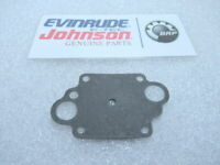 NEW OEM JOHNSON EVINRUDE OMC 0318375 OUTBOARD FUEL PUMP DIAPHRAGM SPRING SUPPORT