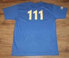 Fallout 4 rare promo Vault 111 T-Shirt Size L