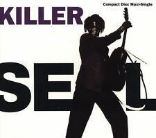 Killer [1990] [Single] by Seal (CD, 1992, Sire)