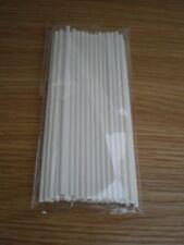 "50 Paper Lollipop cake pop sticks 6ins 6"" lolly mould"