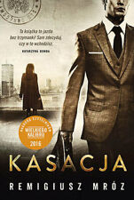 Polish Book Kasacja Remigiusz Mroz Polska Ksiazka