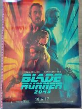 "Blade Runner 2049 Movie Poster 40""x27"""