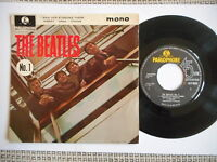 BEATLES No. 1 I saw her Standing There EP UK PARLOPHONE 1963 rare