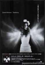 2000 Queen Adreena Taxidermy JAPAN album promo print ad /mini poster advert qa6r