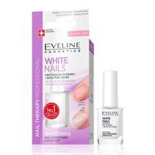 EVELINE Whitening and Smoothening Nails Treatment - 3 in 1 Base Coat